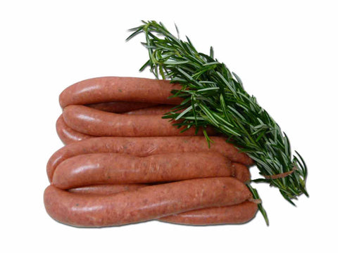 Lamb and Rosemary Sausages 1kg / $10.99kg