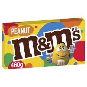 M&M's Peanut Chocolate Gift Box, 460g