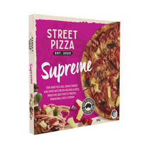 Street Supreme Pizza 385g