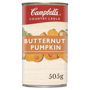 Campbell's Country Ladle - Butternut Pumpkin Soup, 500g