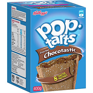 Kellogg's Pop Tarts Frosted Chocolate 400g, $5.00ea