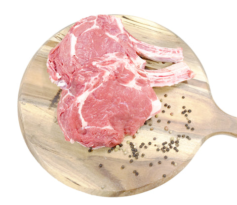 Grass Fed Cattlemans Cutlet min buy 1kg / $32.99kg