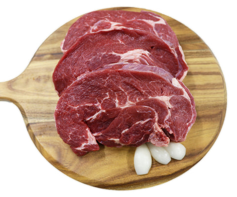 2kg Chuck Steak ( Casserole) $22.00