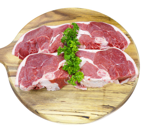 Lamb Chump min 1kg buy / $22.99kg