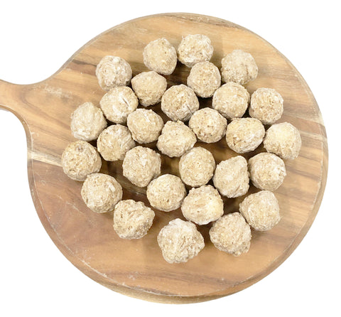 Frozen Heat & Serve Beef Meatballs, 650g