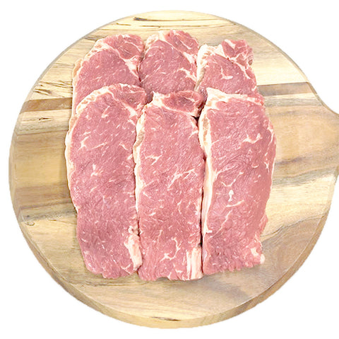 Economy Beef Porterhouse Steak, 1kg Buy