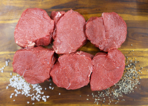 Eye Fillet Steak Grass Fed min 1 kg buy  now $39.99kg