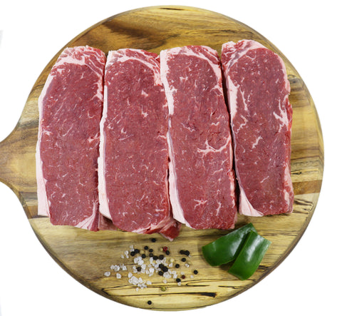 Food Service New York 200 Grams 20 Peices MSA 30 Day Aged Grain Fed