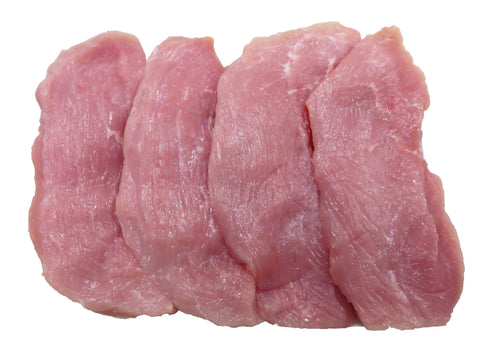 Pork Leg Steak min 1kg buy / $14.99 kg