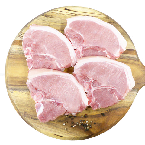 2kg Pork Loin Chops Buy
