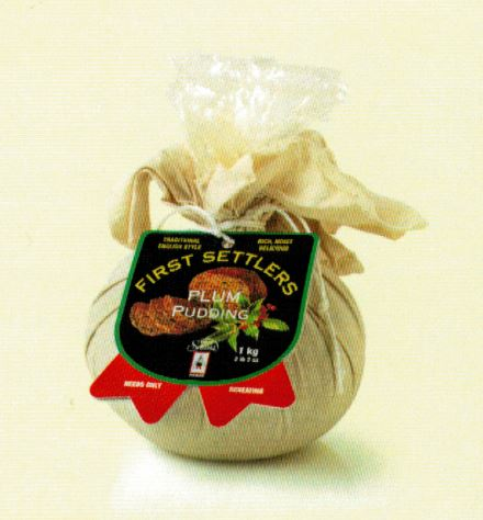 Plum Pudding - 1kg First Settlers