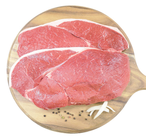 MSA Premium Rump Steak min buy 1kg/ $19.99kg