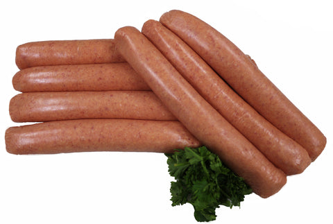 2kg(24) Thin Sausages for $14.00 Gluten Free
