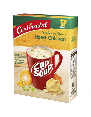 Continental Cup a Soup - Hearty Roast Chicken, $2.00ea