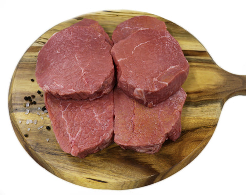 MSA Eye Round Steak min buy 1kg / $16.99kg