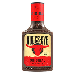 Bulls Eye Original Bbq Sauce 300ml, $4.00ea