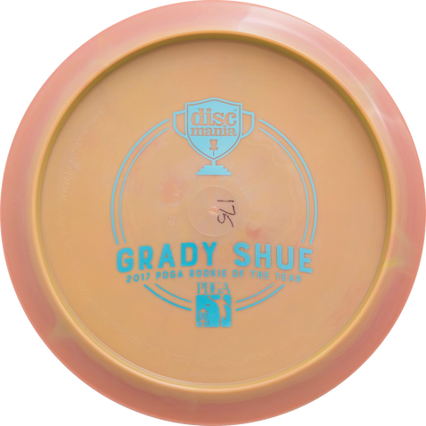 "SWIRLY S-LINE PD ""Rookie of the Year"" Grady Shue Triumph Series"