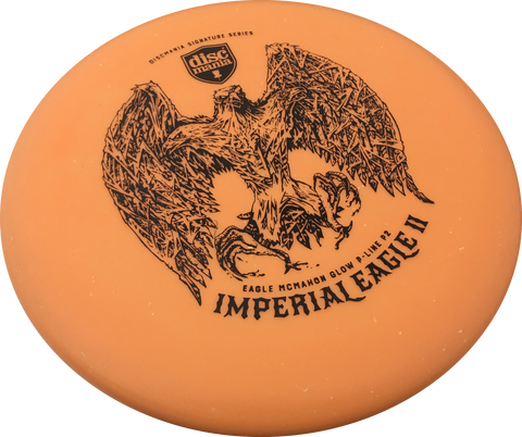 "COLOR GLOW P-LINE P2 ""Imperial Eagle II"" Eagle McMahon Signature Series"