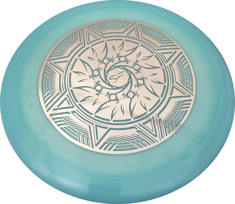 "ELITE Z GLO FORCE ""SF Aztec Sun v2"" Stamp"