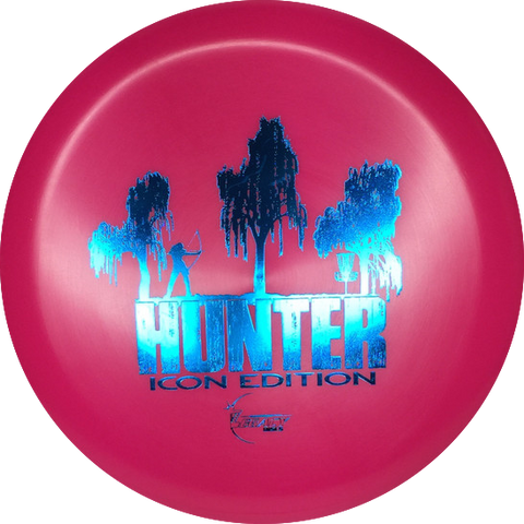 ICON HUNTER (First Run) LEGACY DISCS