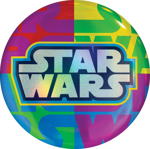 "FULL FOIL BUZZZ ""Star Wars Logo"" Star Wars"