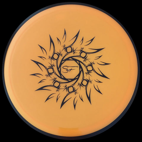 "PLASMA ANODE ""SF Indian Sun"" Stamp"