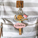 Personalised Bag Tag - Ballerina