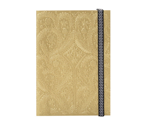 Gold  Christian Lacroix Paseo Notebook