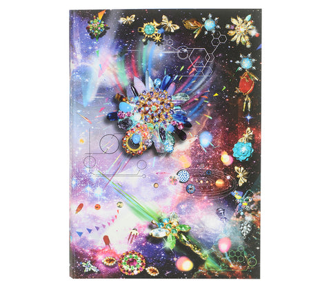 Cosmos Christian Lacroix Layflat Notebook