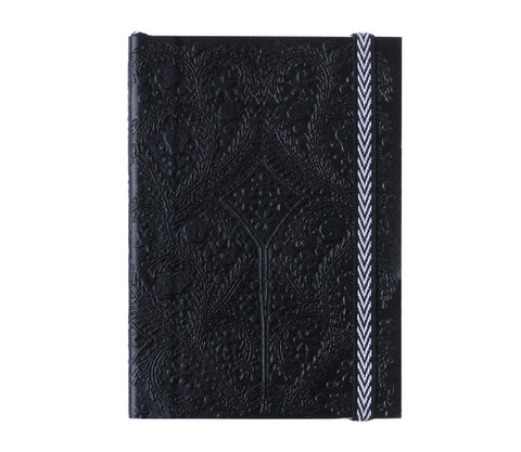 Christian Lacroix Black Paseo Notebook