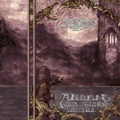 Ånden som Gjorde Opprør Limited Edition Remastered A5 Digipak CD