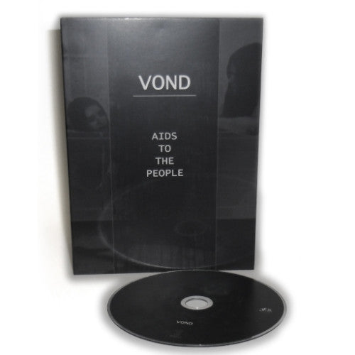 "VOND ""AIDS To the People"" CD"