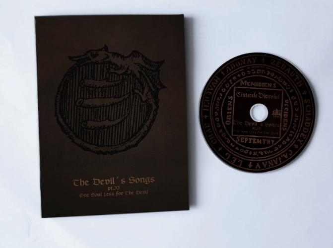 Cintecele Diavolui - The Devil's Songs Part II - One Soul Less for The Devil CD