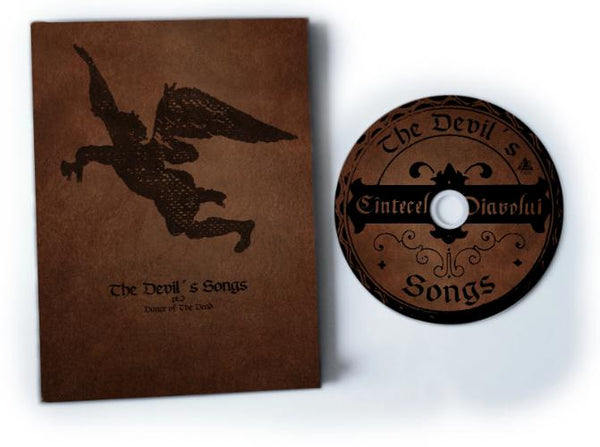 Cintecele Diavolui - The Devil's Songs part I - Dance of The Dead CD
