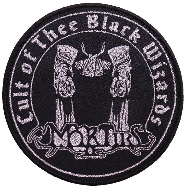 Official Cult of Thee Black Wizards Patch  *COTBW*