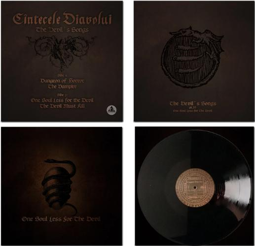 Cintecele Diavolui - The Devil´s Songs Part II: One Soul Less For The Devil LP
