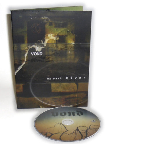 "VOND ""The Dark River"" CD"