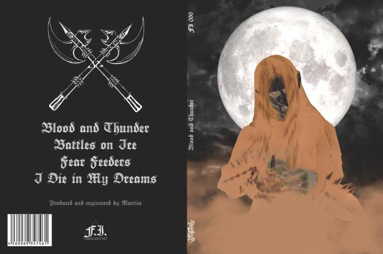 Blood and Thunder MCD with Bonus Tracks Pre-Order