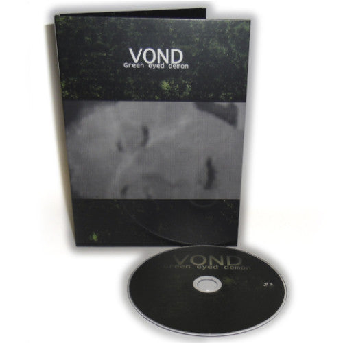 "VOND ""Green Eyed Demon"" CD"