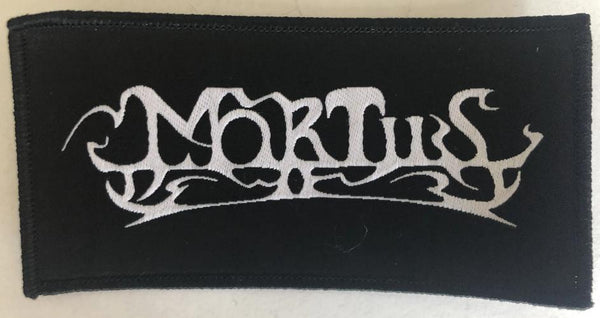Woven Logo Patch
