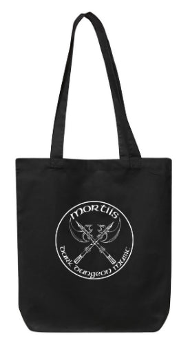 Dark Dungeon Music 1994 Tote Bag