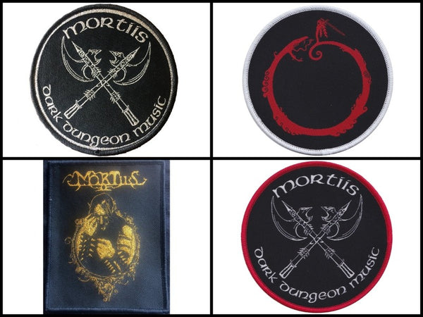 Patch Bundle / DDM Woven Patch Exclusive