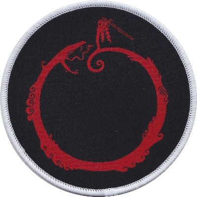 "Red Era1 Ouroboros 3.5"" Patch *COTBW*"