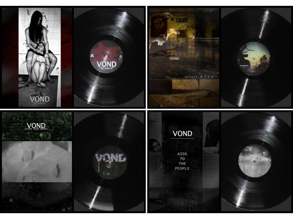 Vond 4 LP Bundle