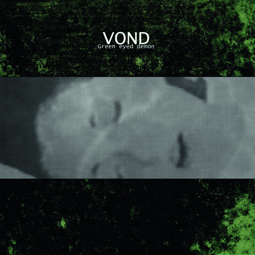 "VOND ""Green Eyed Demon"" LP (black & blue vinyl)"