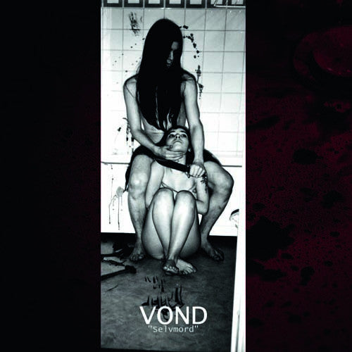 "VOND ""Selvmord"" LP (black and blue vinyl)"