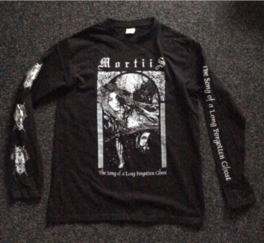 The Song of a Long Forgotten Ghost Longsleeves