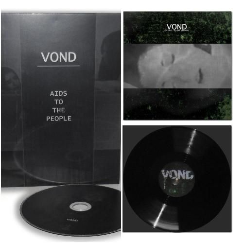 Aids to The People CD & Green Eyed Demon LP Bundle