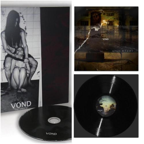 Vond Selvmord CD & The Dark River LP Bundle
