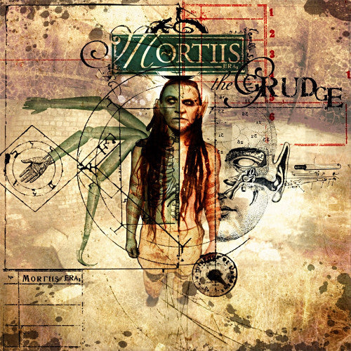 The Grudge CD PVC Sleeve